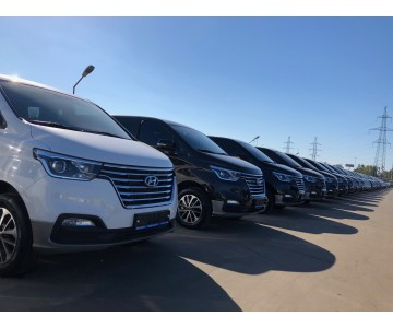 Hyundai Grand Starex Urban '2019
